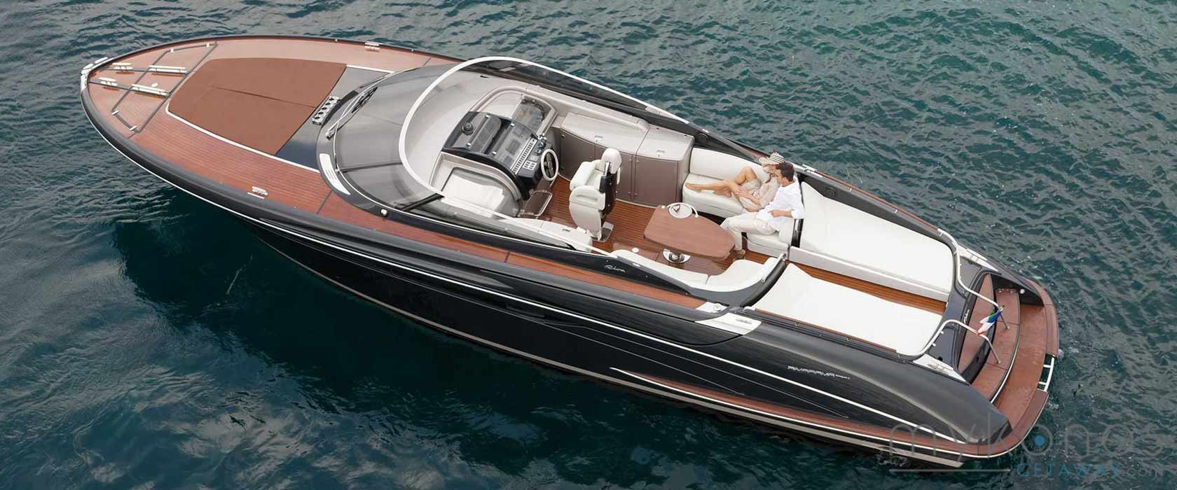 Luxury Speed Boat Rentals Mykonos Private Cruise Excursions With